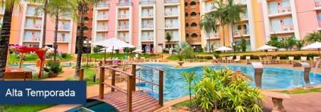Thermas da Serra Resort. 2, 3 ou 4 diárias no melhor Resort do Brasil. A partir de R$ 350,00