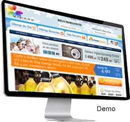 Vipone sistema de compra coletiva compatível com programa de afiliados. Ganhe dinheiro com o seu site anunciando produtos e oferta de grandes empresas