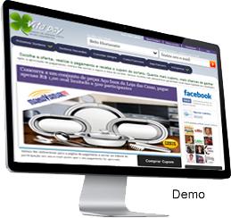 Clique para ver a demonstração do Vita Pay - Sistema de sorteios online com módulo de pagamento