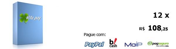 Apenas Vita Pay - Sistema de sorteios online